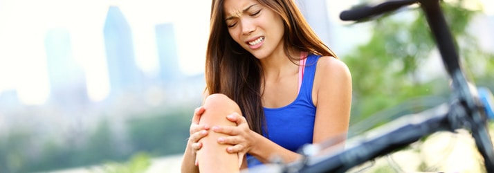 knee pain Arlington VA