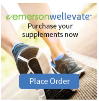 Chiropractic Arlington VA Wellevate Products Order Here